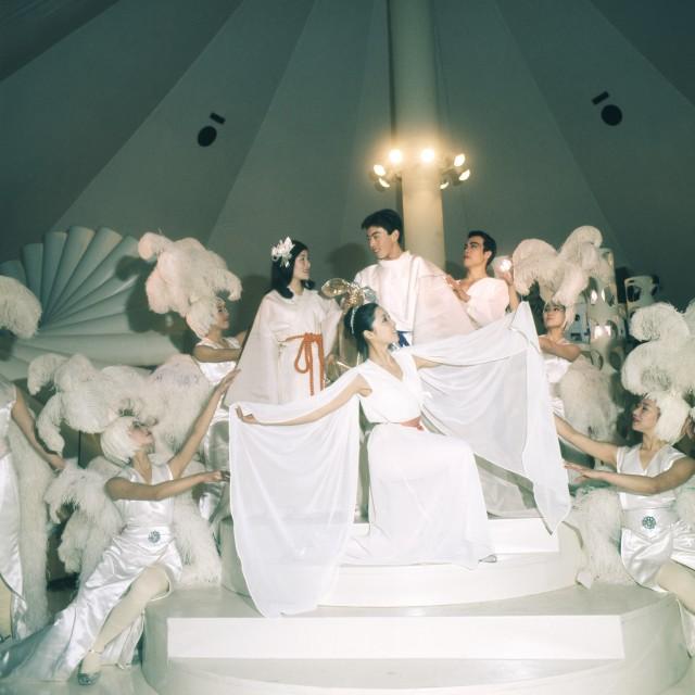 万国博結婚式