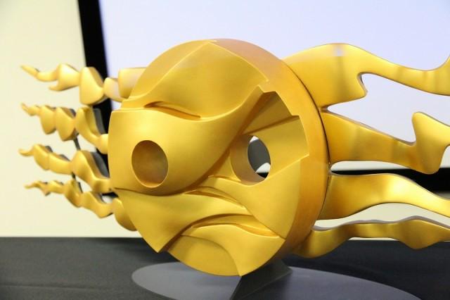 地底の太陽 原型模型②