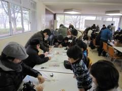 紙飛行機作り教室