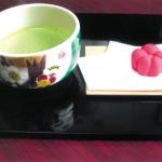抹茶菓子イメージ