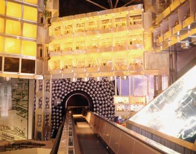 第4室の展示「日本の陸」