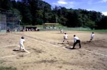 野球場 利用風景2
