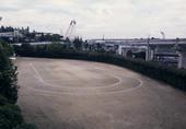 小運動場風景