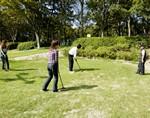 万博記念公園パークゴルフ