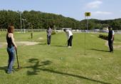 ゴルフを楽しむ様子2