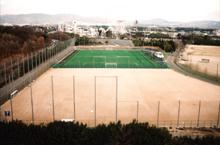 総合スポーツ広場風景