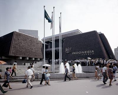 インドネシア館