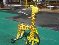 おもしろ自転車③