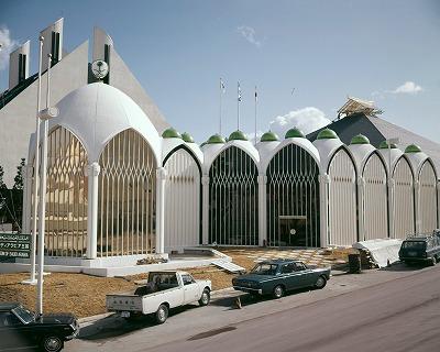 サウジアラビア館